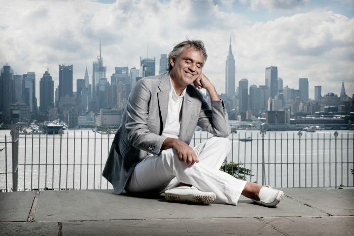 Catering Andrea Bocelli Forum